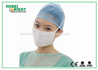 PP Surgical Disposable Earloop Face Mask , Medical Mouth Mask